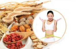giảm béo toàn thân bằng đông y