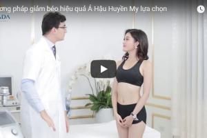 Video: Hành Trình Giữ Dáng Eo Thon Thành Công Của Á Hậu Huyền My