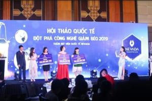 Hội thảo quốc tế – Đột phá công nghệ giảm béo 2019 thành công tốt đẹp