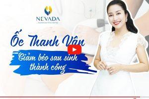 Ốc Thanh Vân chia sẻ lý do lựa chọn liệu trình giảm béo Max Burn Lipo tại Nevada