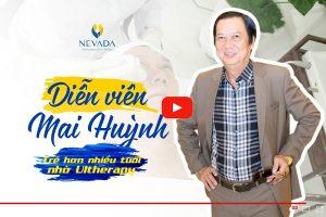 """Nghệ sĩ Mai Huỳnh """"Gạo nếp gạo tẻ"""" chia sẻ cảm nhận sau khi nâng cơ Ultherapy"""