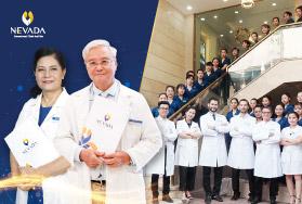 Thẩm mỹ viện nevada sở hữu đội ngũ bác sĩ hàng đầu tại Việt Nam